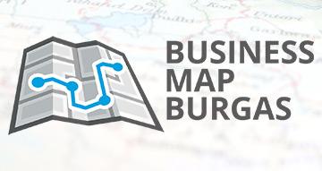 Business Map Burgas