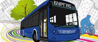 Интегриран градски транспорт