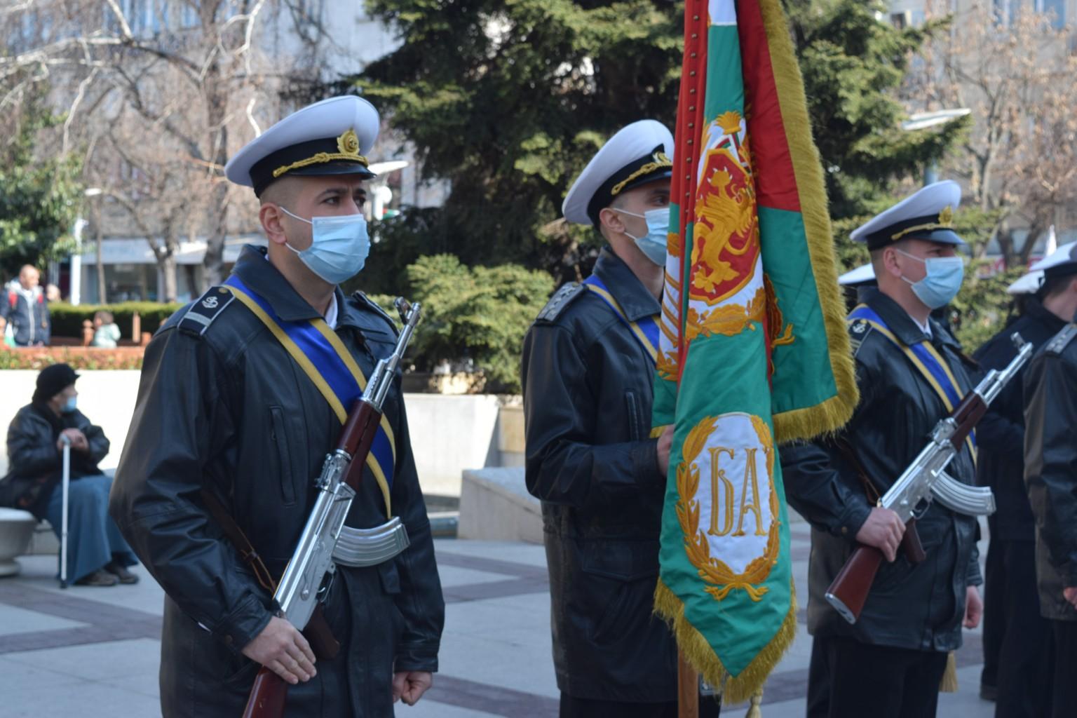 Бургас отбелязва Трети март | Община Бургас