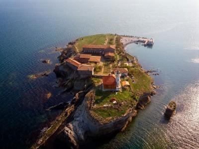 Остров Света Анастасия посреща посетители за осма поредна година
