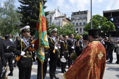 Военноморските сили празнуват 142 години от своето създаване