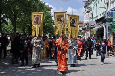 """С фолклорен поздрав от ПФА """"Странджа"""" и Бургаския духов оркестър отбелязваме Гергьовден"""
