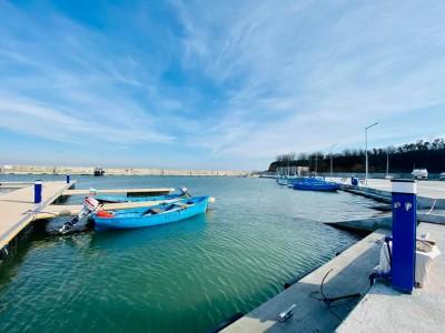 """Общината търси наемател на заведение за обществено хранене в """"Крайморие"""", на новата лодкостоянка"""
