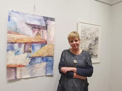 Напусна ни художничката Ирена Иванова