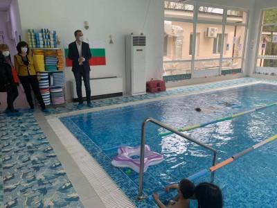 По искане на кмета Николов центърът за рехабилитация на деца с увреждания във Ветрен вече работи целодневно
