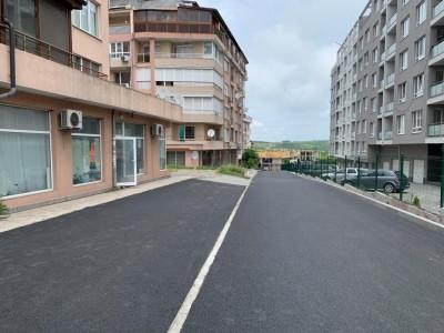 """В """"Меден рудник"""" строят нов Младежки център, улица и паркинг"""