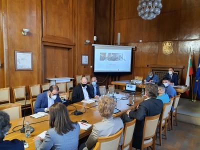 Международни консултанти от мултинационалната компания IDOM започнаха работа по проекта за Специализирана детска болница в Бургас