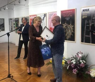 Художникът Стойко Сакалиев отбеляза 35-годишен творчески юбилей с изложба