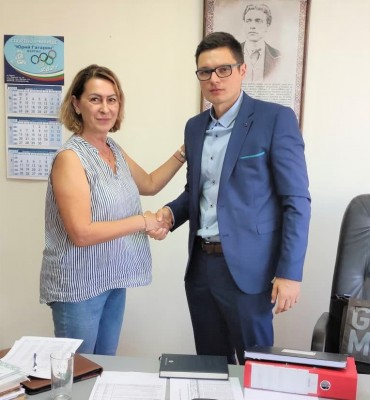 33-годишният плувец Янчо Стойчев е новият директор на Спортното училище в Бургас