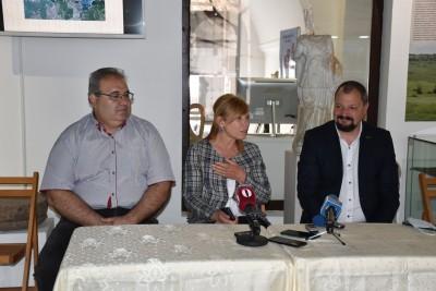 """Красиви бижута и предмети от бита са включени в експозицията """"Среброто на траките"""", изложена в трезора на РИМ"""