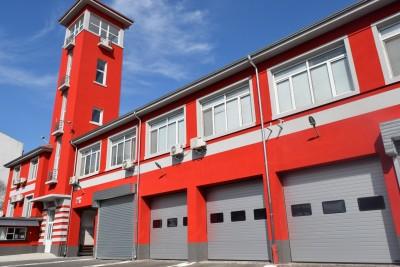 Завърши реконструкцията на Бургаската пожарна
