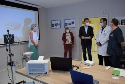 Община Бургас закупи модерен апарат за урологични изследвания за УМБАЛ – Бургас