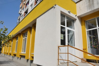 Новият Център за лица с увреждания в Бургас вече предоставя социални услуги на нуждаещите се