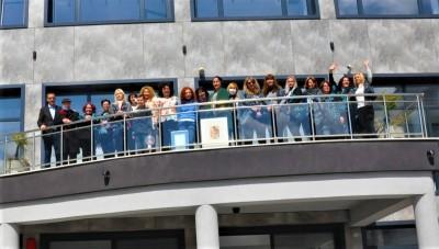 Бургаската библиотека отвори врати, бившата призрачна сграда на Немската болница вече е модерен културен център