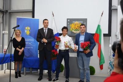 Едмонд Назарян и още петима от Бургас ще се борят на Европейското за юноши в Дортмунд