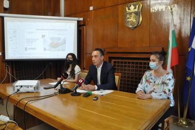 Представиха новия медицински софтуер, който за първи път в страната ще бъде внедрен в  бургаските детски градини и училища