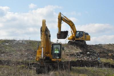 Започна рекултивацията на старото депо в Братово