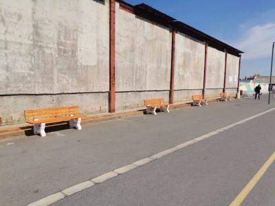Боядисаха и ремонтираха над 300 пейки, поставят и нови
