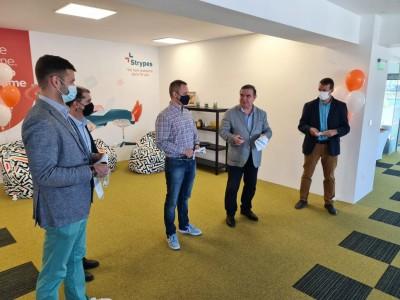 IT компанията Страйпс отваря офис в Бургас
