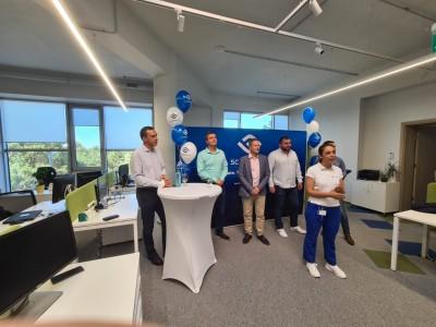 Scalefocus разширява екипа си в Бургас, отваря нов офис в сърцето на града до Морската градина