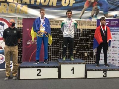 Бургаско момче завоюва злато за България в свободната борба на Световните ученически игри