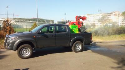 Дезинфекционна станция – Бургас започва пръскане против комари