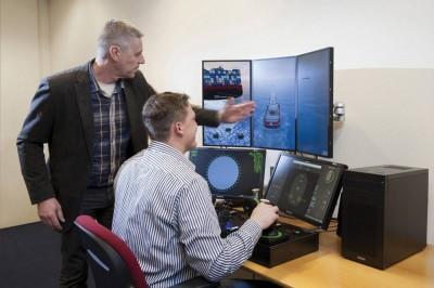 Морското училище закупува модерен морски симулатор