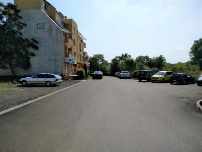 """Ето още един нов паркинг за жителите на """"Изгрев"""""""