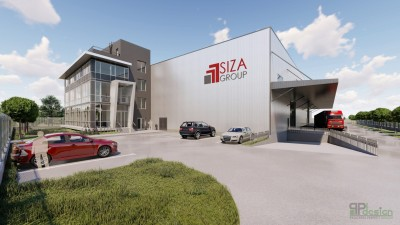 Поредна компания стартира изграждане на производствена база в Индустриален и логистичен парк - Бургас
