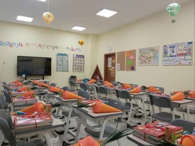 Над 2000 първолаци ще прекрачат прага на 90 обновени класни стаи в Бургас